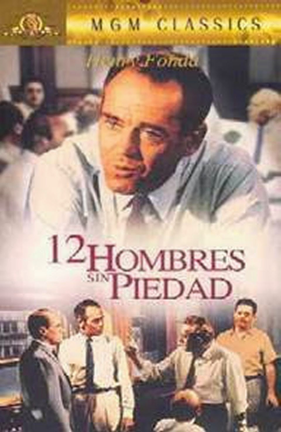Doce hombres cartel